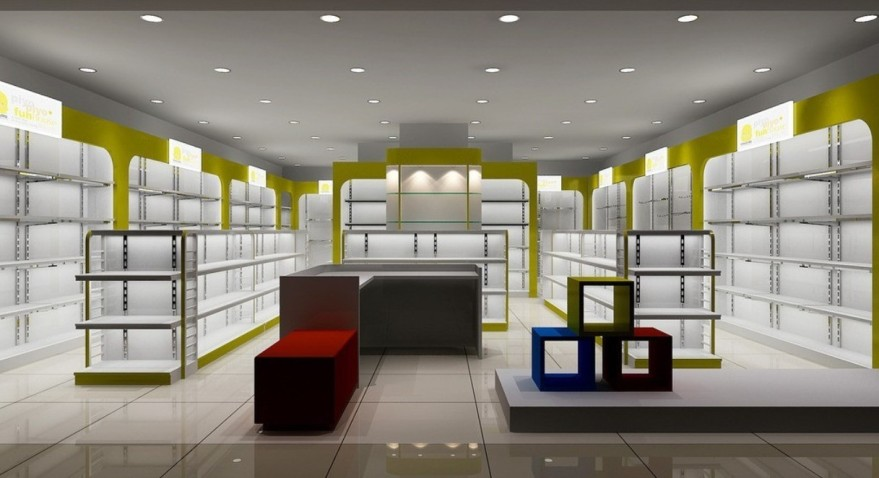 Interior Design and Shop Fitting